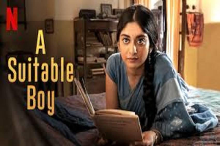 MP Govt Orders Probe In Temple Kissing Scene In Netflix's 'A Suitable Boy'