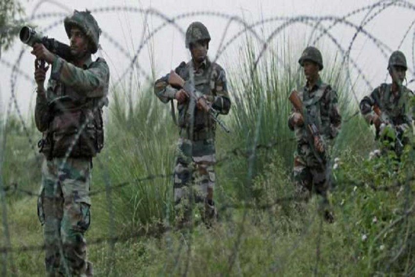 Pakistan Targets Villages, Army Posts Along International Border, LoC In Kashmir