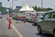 6 Found Covid Positive In Noida's Random Testing At Delhi Borders