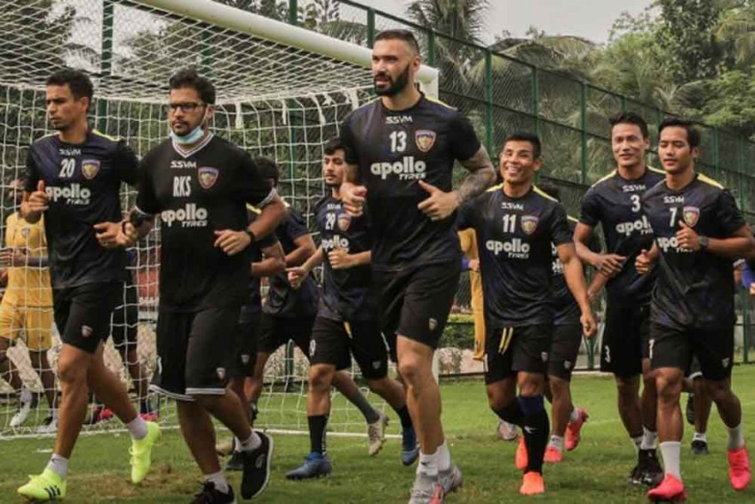 ISL 2020-21, Match 5 Preview: Chennaiyin FC Face Old Mastermind's Challenge In Jamshedpur Colours