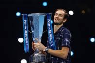 ATP Finals: Daniil Medvedev Roars Back To Beat Dominic Thiem In Thriller