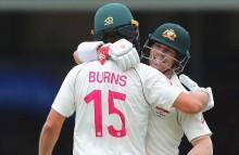 Tour of Australia: David Warner Talks Up Joe Burns Partnership Amid Will Pucovski Form