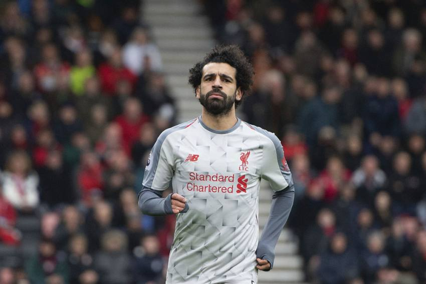 Mohamed Salah To Return To Training On Monday In Boost For Liverpool