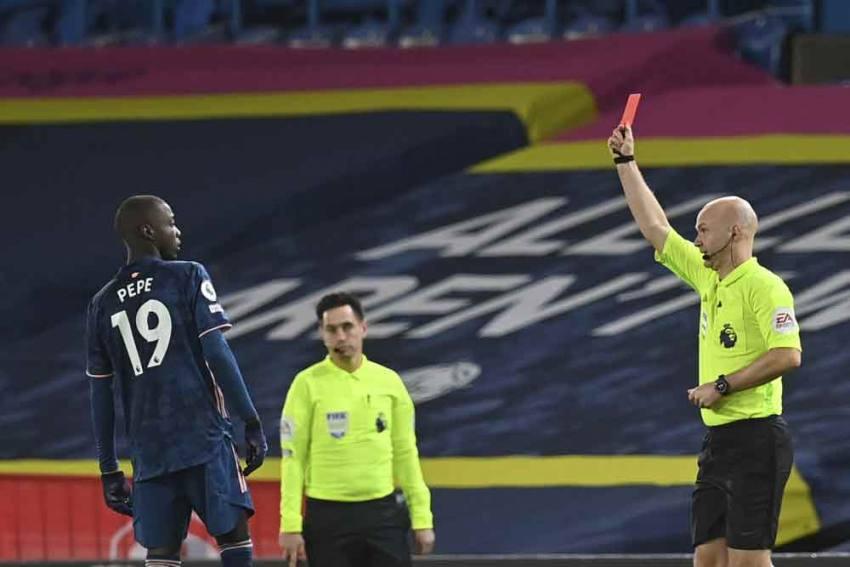 Arsenal, Leeds Condemn 'Vile Abuse' Directed At Nicolas Pepe, Ezgjan Alioski On Social Media