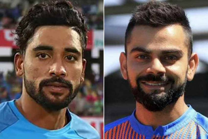 Tour Of Australia: 'Miyaan Tension Maat Le' - Mohammed Siraj Reveals India Captain Virat Kohli's Advice