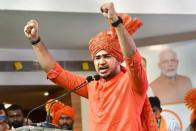 'Every Vote For Owaisi Means A Vote Against India:' BJP MP Tejaswi Surya