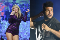 Taylor Swift, The Weeknd Win Big At American Music Awards 2020