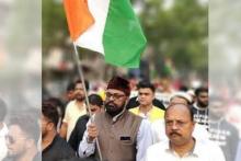 AIMIM's Bengal Unit Leader Anwar Pasha Quits Party Joins TMC