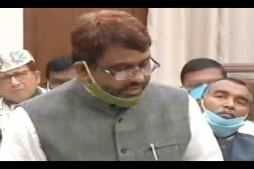 Controversy Stirs As AIMIM MLA Insists To Replace Word 'Hindustan' With Bharat In Oath