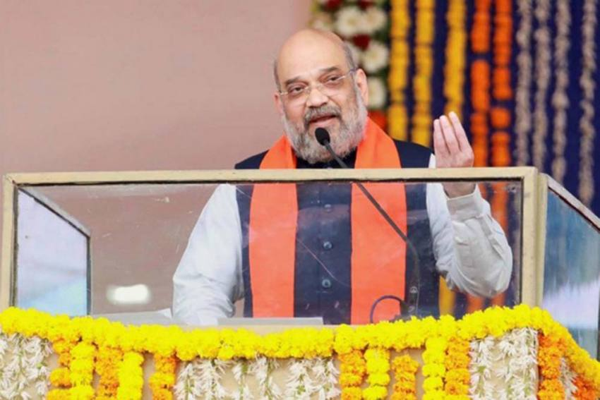 Amit Shah's Lunch In Tribal Home A Show-Off: Mamata