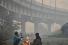 Delhi Shivers As Minimum Temp Drops To 6.3 Degrees, Lowest For November In 17 Years