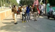 Two Men Made To Do Sit-Ups For Harassing Women In Madhya Pradesh