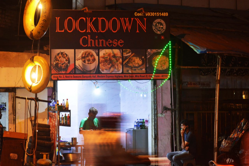 If It's A Lockdown, It Must Be Chinese