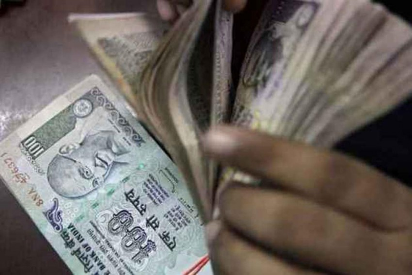 Rupee Settles 5 Paise Higher At 74.11 Against US Dollar
