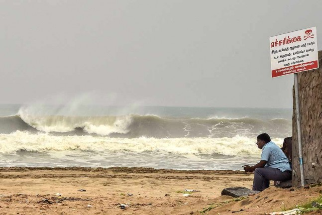 Cyclone Nivar Likely To Intensify Into Very Severe Cyclonic Storm: IMD Director