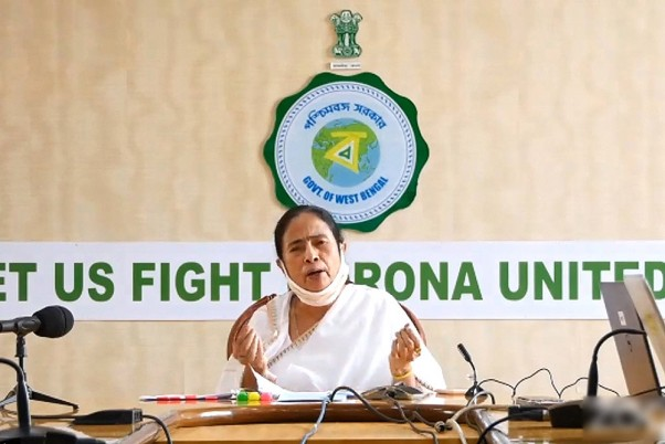 Bengal Ready To Implement Covid Vaccine Programme: Mamata To PM