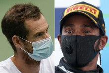 Of Course He Deserves It! F1 Star Lewis Hamilton Gets Andy Murray Backing For Knighthood