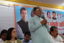Cong Stopped Me From Campaigning In Bihar Polls Because I Am Muslim: Husain Dalwai