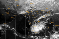 Cyclone Nivar: Puducherry Govt Imposes Section 144, Trains Cancelled In Kerala, TN