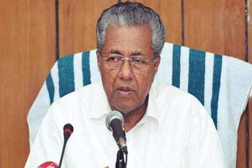 Kerala Government To Withdraw Controversial Police Amendment Act