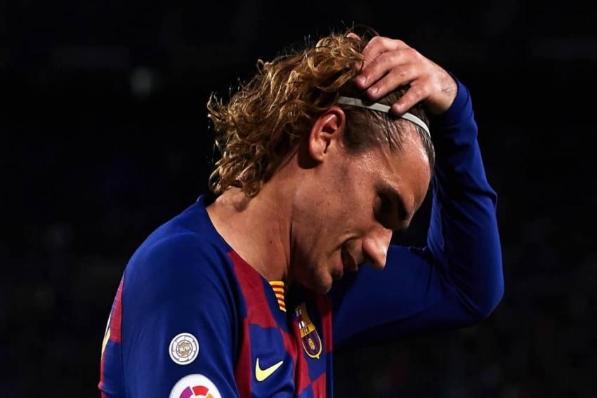 La Liga: I Haven't Been At My Best – Barcelona Forward Antoine Griezmann