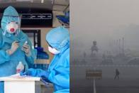 Bad Air Causing High Covid Deaths Despite Low Positivity Rate In Delhi