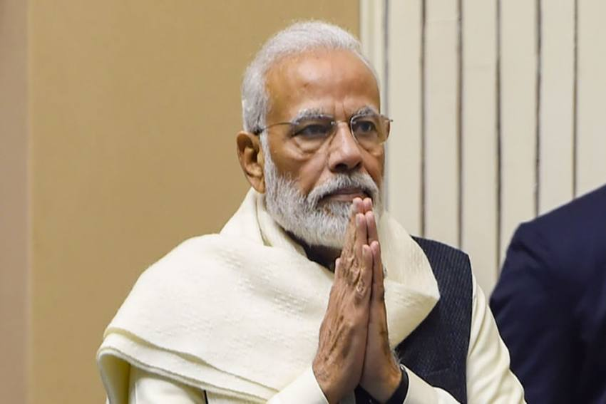 Cyclone Nivar: PM Modi Promises Support To Tamil Nadu, Puducherry