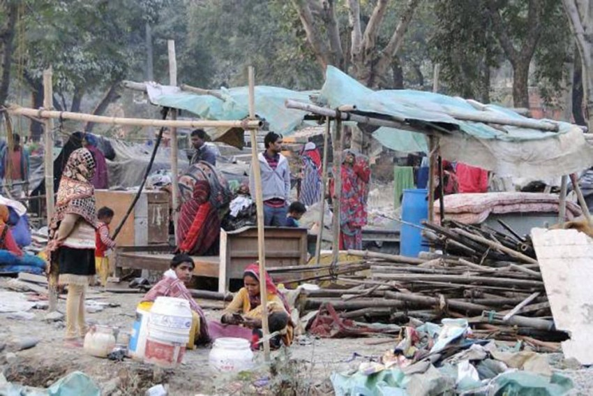 No Coercive Action Will Be Taken Against Slum Dwellers In Delhi: Govt Informs SC