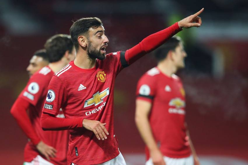 Champions League: Bruno Fernandes Fires Man United Towards Last 16 With 4-1 Win