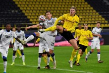 Borussia Dortmund's Erling Haaland Reaches 15 Champions League Goals In Record Time