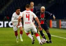 Champions League: Neymar Penalty Seals Paris Saint-Germain's  1-0 Win Over RB Leipzig