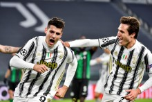 Champions League: Alvaro Morata Snatches Victory For Juventus, Ronaldo matches Messi's record
