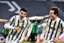 Champions League: Alvaro Morata Snatches Victory For Juventus, Ronaldo matches Messi's record