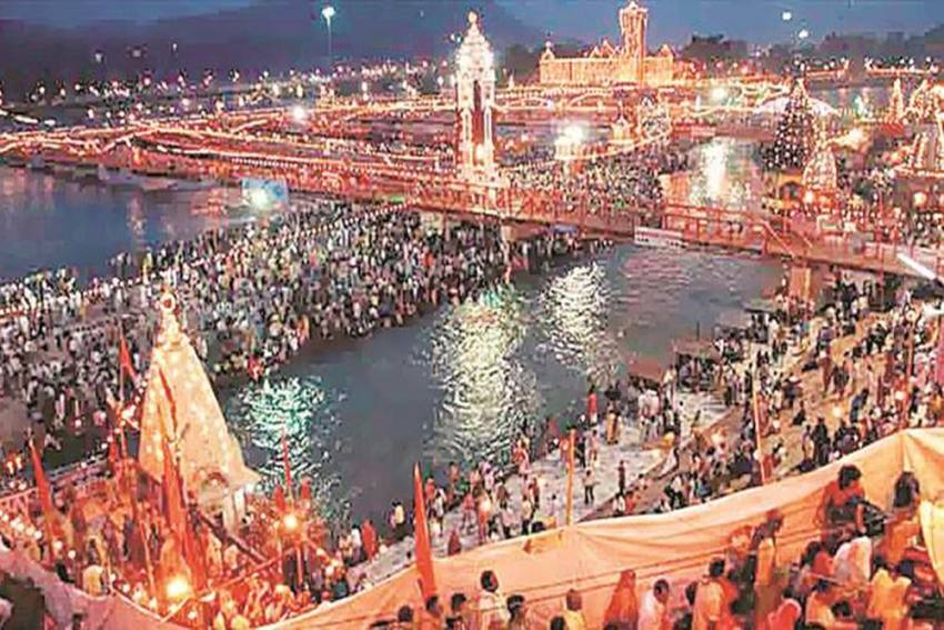 Even As Covid-19 Threat Looms, 2021 Kumbh Mela In Haridwar Will Be Held