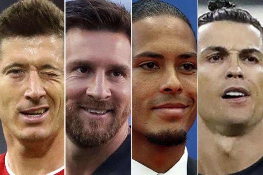 The Best FIFA Awards Nominations: Lionel Messi, Cristiano Ronaldo, Robert Lewandowski As Liverpool Dominate The List