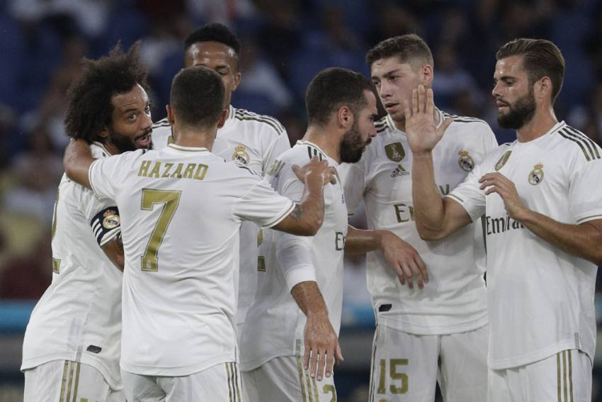 Zinedine Zidane Insists 'I'm No Fatalist' As Real Madrid Target Crucial Win At Inter