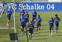 German Club Schalke In Crisis: Director Departs, Players Suspended