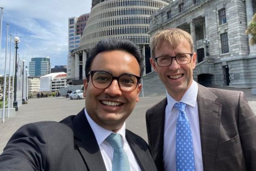 Indian-Origin MP In New Zealand Takes Oath In Sanskrit