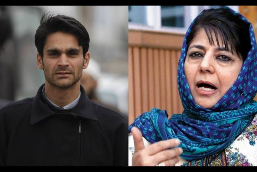 NIA Arrests PDP Youth Leader As Mehbooba Erupts In Anger