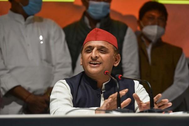 UP Govt's Focus Only On 'Jihad', 'Ram Naam Satya': Akhilesh Yadav