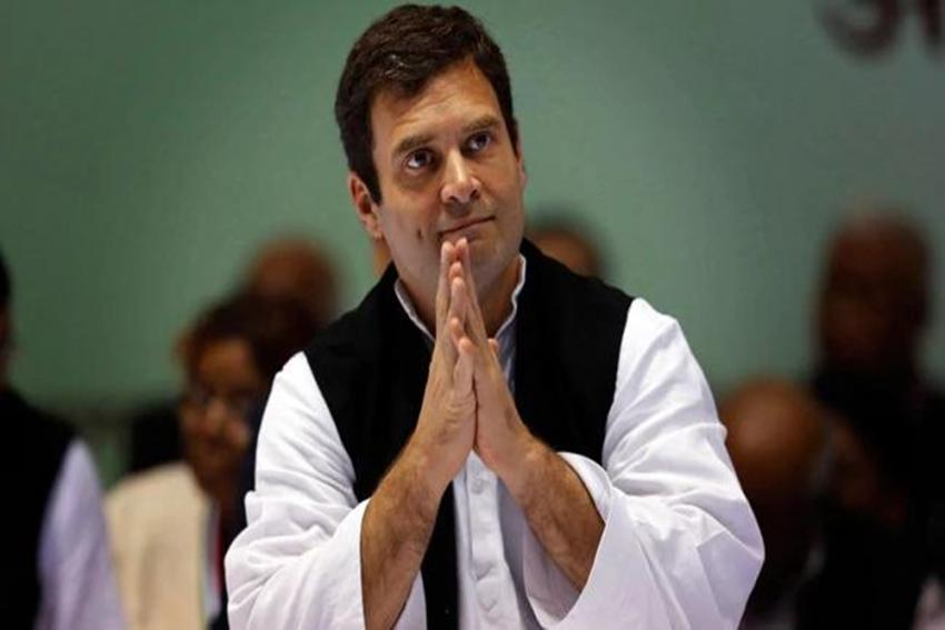 'Tarun Gogoi Was My Guru': Rahul Gandhi