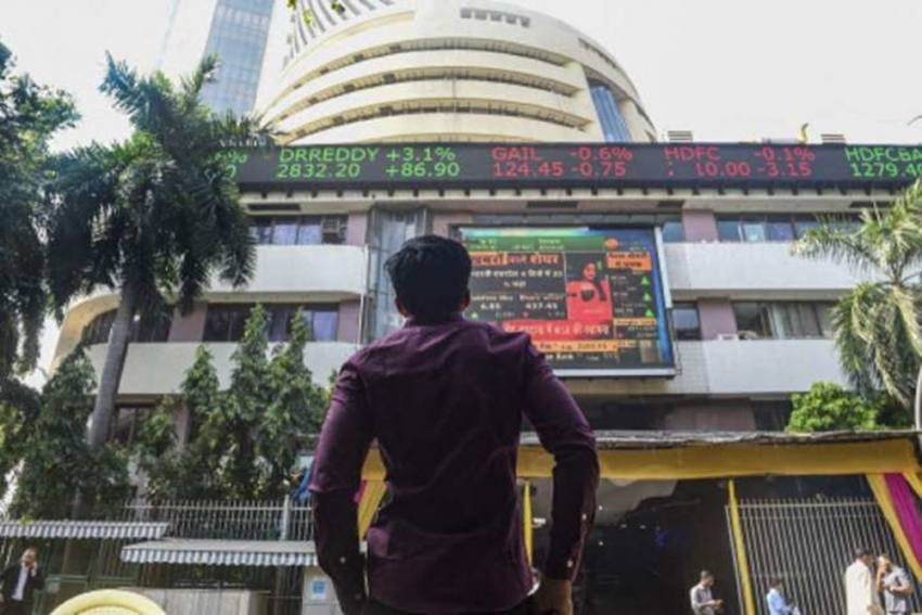 Sensex Rallies Over 300 Points To Scale Fresh Peak In Opening Session; Nifty Tops 13,100