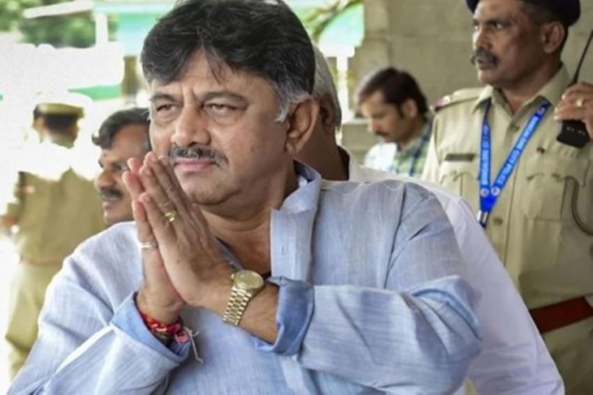 Will Cooperate With CBI Probe In DA Case: Cong Lead D K Shivkumar