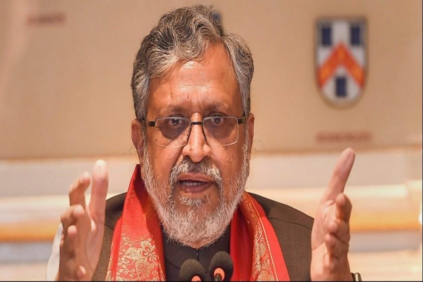 Lalu Prasad Trying To Poach NDA MLAs In Bihar, Alleges Sushil Modi