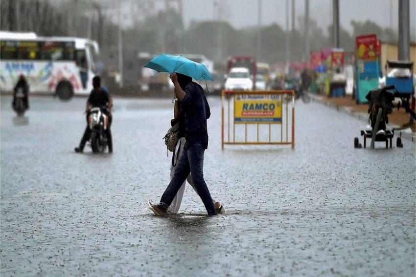 Tamil Nadu: Met Office Predicts 'Very Heavy Rain' In Cyclone Aftermath