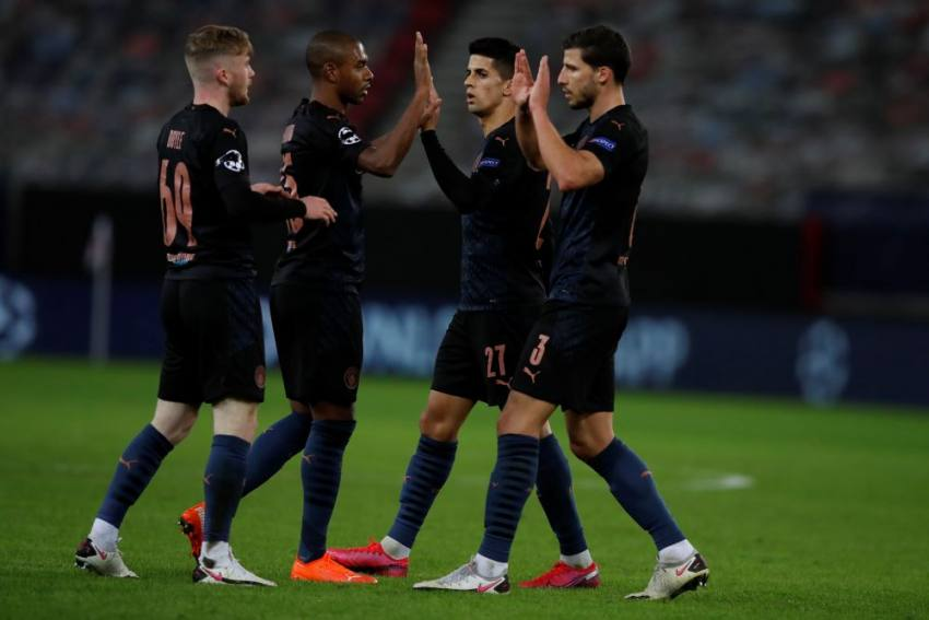 Champions League: Manchester City Beat Olympiacos 1-0, Phil Foden strike seals Last-16 Spot