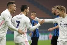 Champions League: Eden Hazard, Rodrygo Help Real Madrid Win 2-0, Push Inter on verge