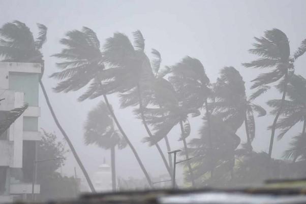 Cyclone Nivar Makes Landfall; Heavy Rain In Chennai, Puducherry