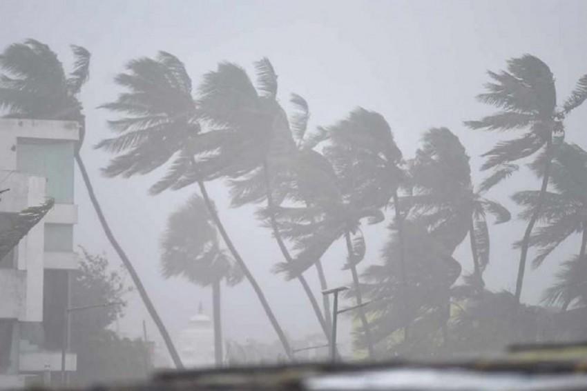 Cyclone Nivar: Man Dies As Torrential Rain Pound Andhra Pradesh