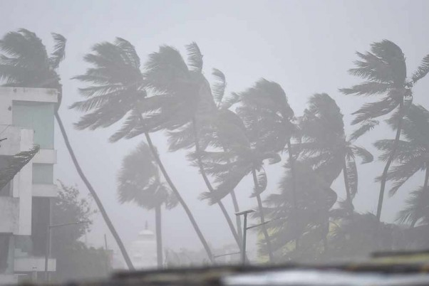 Nivar Makes Landfall, Weakens Into Severe Cyclonic Storm